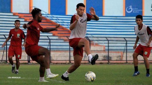 Hadapi Arema FC, Persela Lakukan Persiapan di Malang