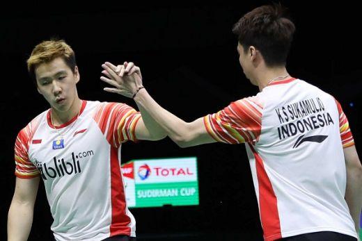 Kevin-Marcus Menang, Indonesia Ungguli Jepang 1-0