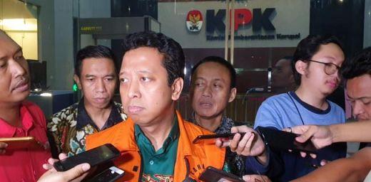 Romi Ngeluh Dispenser Tak Dibersihkan Sejak KPK Berdiri, Jawaban Jubir: Makanya Jangan Korupsi!