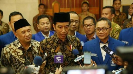 Kader di Daerah Kecewa, DPP PAN Merapat ke Jokowi-Maruf