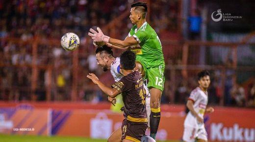 PSM Pesta Gol Atas Perseru Badak Lampung