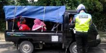 Tak Punya SIKM Jangan Coba-coba Masuk Jakarta, Dipaksa Putar Balik