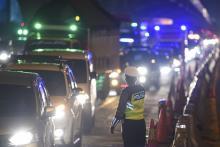 Arus Mudik 2020, Hingga H+2 Tercatat 465.000 Kendaraan Meninggalkan Jakarta