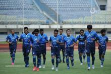Gairah Persib Bandung Latihan Kembali