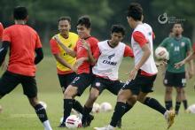 Borneo FC Benahi Fisik di TC Awal