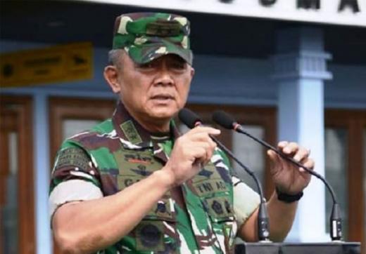 Mengenal Letjen TNI Ganip Warsito, Kepala BNPB Pengganti Doni Monardo