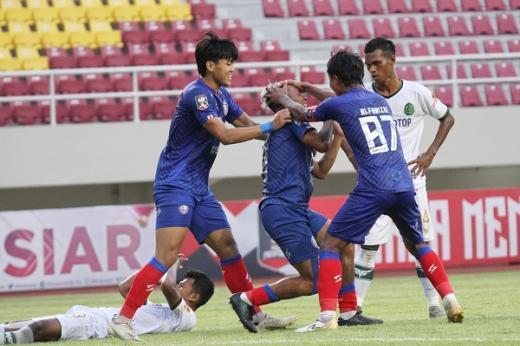 Arema FC Bersyukur Izin Keramaian Keluar