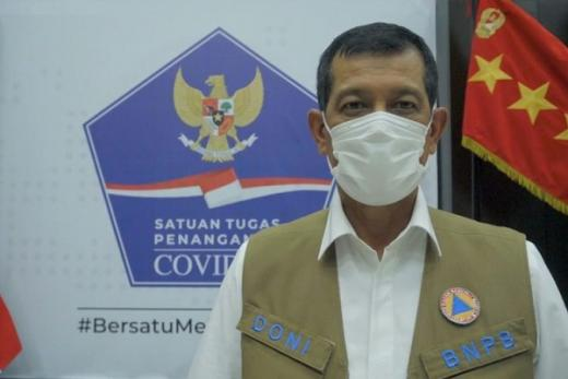Ini Perjalanan Dua Tahun Doni Monardo Sebagai Kepala BNPB