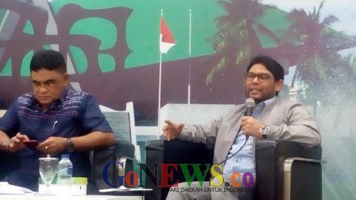Nasir Djamil Blak-blakan Soal Kinerja Anggota DPR Termasuk Sistem Demokrasi Keuangan