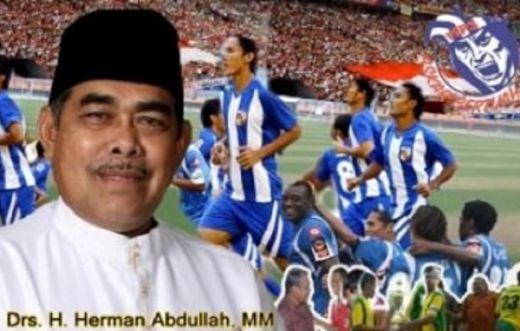 Sebagai Pemegang Saham, Ternyata Herman Abdullah Tak Pernah Dilibatkan dalam Rapat Manajemen PSPS