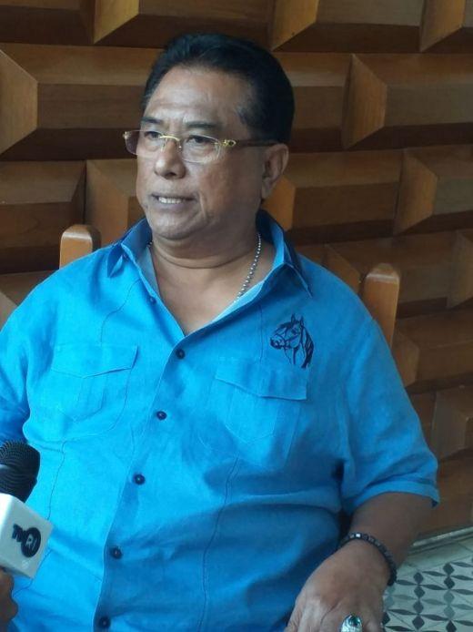 Tanpa Dibayar, Umbu Samapaty Siap Jadi Pengacara Karyawan KONI Pusat