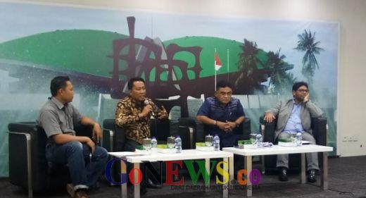 Baleg DPR Akui ada Politik Akomodatif Saat Revisi UU MD3