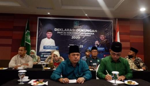 PKB Resmi Dukung Kader PSI, Faldo Maldini-Febby Datuak Bangso di Pilgub Sumbar