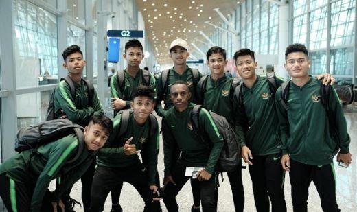 Timnas U 15 Indonesia Siap Berikan Yang Terbaik