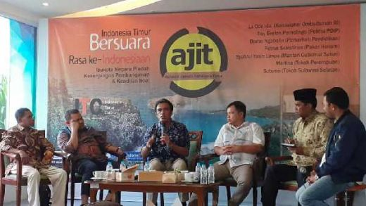 Kasus Papua dan Pemindahan Ibu Kota dalam Indonesia Timur Bersuara