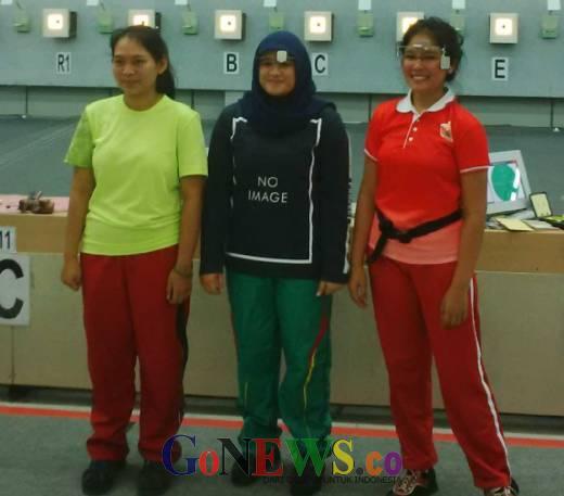 Amazing, Target Hanya 2 Emas, Cabor Menembak Riau Malah Kumpulkan 4 Medali Emas, 5 Perak dan 1 Perunggu