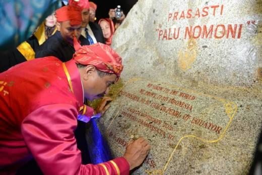 Menpar Minta Festival Pesona Palu Nomoni 2017 Digelar 27 September