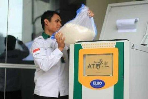 ATM Beras Dhuafa Pertama di Riau Bakal Dilaunching UAS di Masjid Paripurna Raudhatus Shalihin Pekanbaru