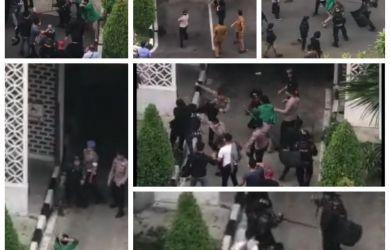 Gebuki Mahasiswa dan Anggota Dewan Saat Demo Ricuh di DPRD, Polda Sumut Akui Tak Sesuai SOP