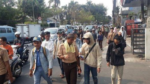 Anak STM Bogor Bergerak ke DPR: Siapin Spidol Buat Tulis Tuntutan