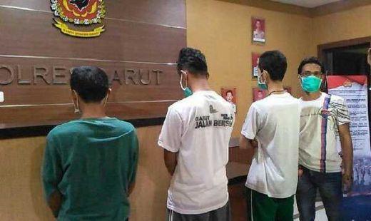 Dinyatakan Tidak Bersalah, 3 Oknum Banser Dibebaskan Polda Jabar