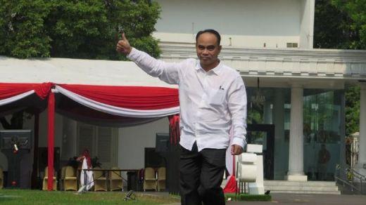 Tak Jadi Ngambek Ditunjuk sebagai Wamen, Ketum Projo Ngaku Mulai Sedikit Cinta ke Prabowo