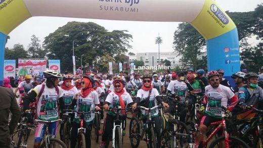 Kemenpora Aspirasi Seluruh Perserta Sepeda Nusantara