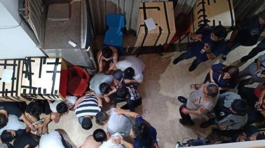 Lakukan Penipuan, Puluhan WN China Ditangkap Polisi di Rumah Mewah di Kawasan Slipi