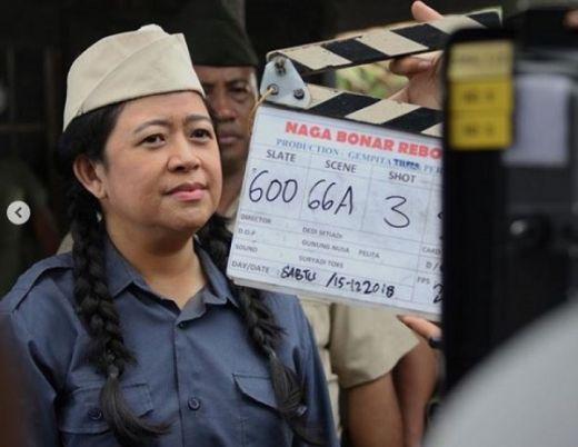 Puan Maharani Jadi Cameo, Film Naga Bonar Reborn Digugat Deddy Mizwar