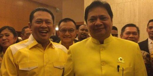 Jadi Penantang Airlangga di Munas Golkar, Bamsoet Tidak akan Dicopot dari Ketua MPR