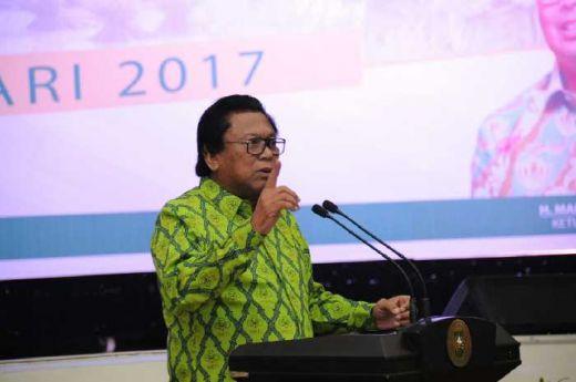 Oesman Sapta: Ambang Batas Presiden Sudah Tidak Lazim Lagi