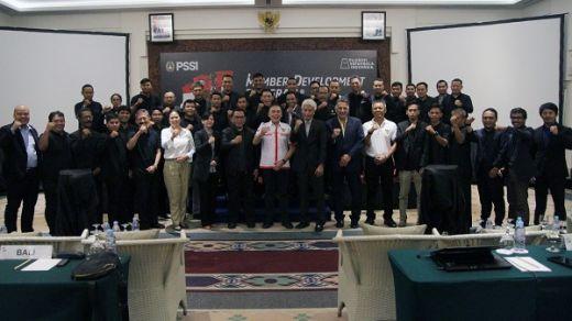 PSSI Kedepankan Profesionalisme Jalankan Organisasi