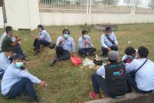 270 Pabrik di Karawang jadi Klaster Penyebaran Covid-19