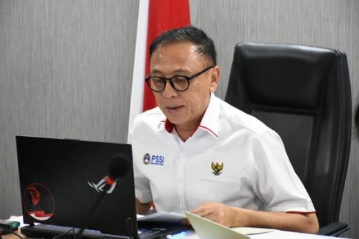 PSSI Terbitkan SK Terkait Penghentian Kompetisi