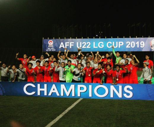 Wah Prediksi Jusuf Kalla Jitu Nih, Timnas U-22 Indonesia Menang 2-1 dan Juara Piala AFF 2019