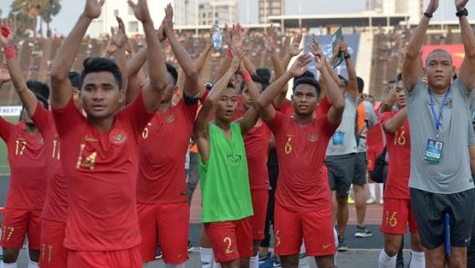 Final Piala AFF U-22, Indonesia Harus Menang saat Thailand Kelelahan
