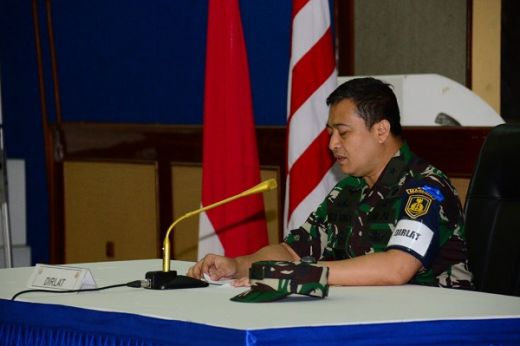 Latihan Operasi Dukungan Hukum Jamin Keberhasilan Misi Dalam Operasi Militer