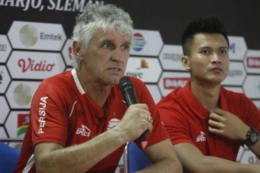 Kolev Ingatkan Pemain Persija Harus Hati-hati Dengan Kalteng Putra FC