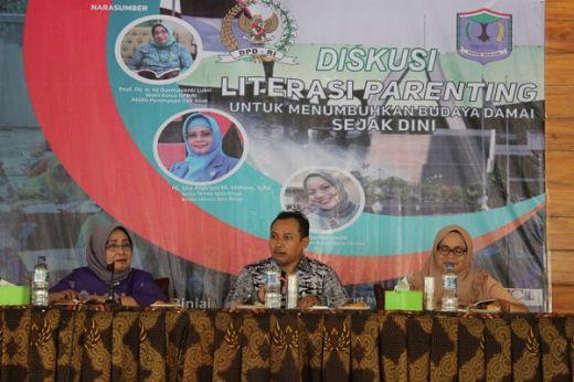 DPD RI Minta Pemerintah Daerah Galakkan Gerakan Literasi Parenting