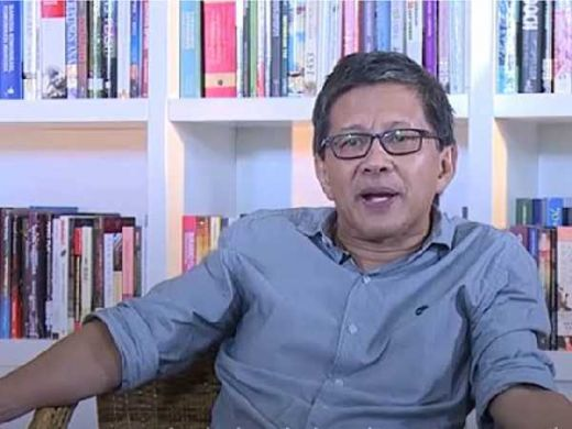 Rabu Besok, Rocky Gerung Bedah Buku Akal Sehat di Pekanbaru, Mau Ikutan?