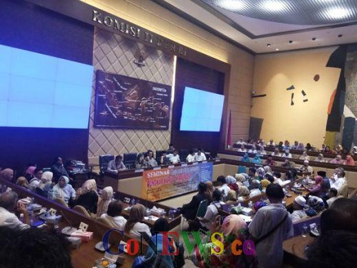 Bongkar Carut Marut DPT, Amien Rais, Rocky Gerung hingga Neno Warisman Kumpul di DPR