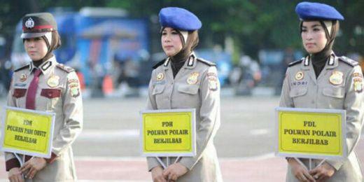 Gunakan Dokumen Palsu, 7 Calon Bintara Polisi Terancam Dipenjara 7 Tahun