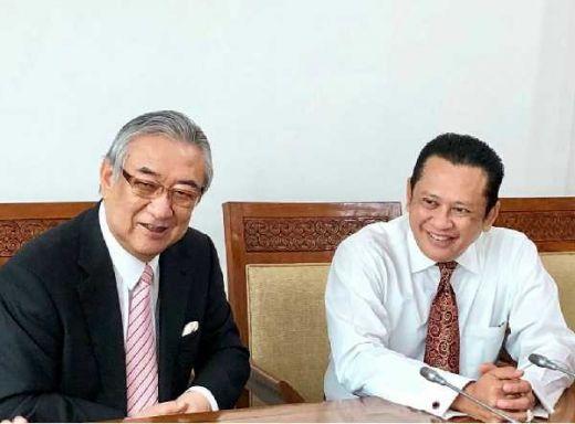 Masuki 60 Tahun Hubungan Bilateral, Bamsoet Berharap 1 Juta Wisatawan Jepang Masuk ke Indonesia
