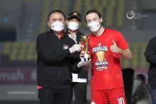 Jadi Pemain Terbaik, Klok Ingin Bela Timnas Indonesia