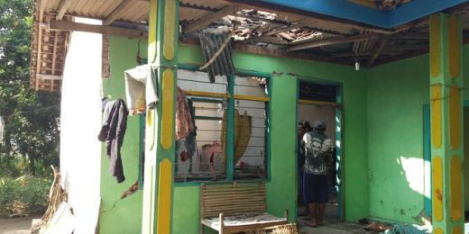 Rumah Meledak, 1 Orang Tewas dan 2 Orang Lainnya Terluka Bakar saat Sedang Merakit Petasan untuk Lebaran