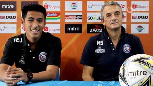 Arema FC Lawan Persela, Memburu Kemenangan