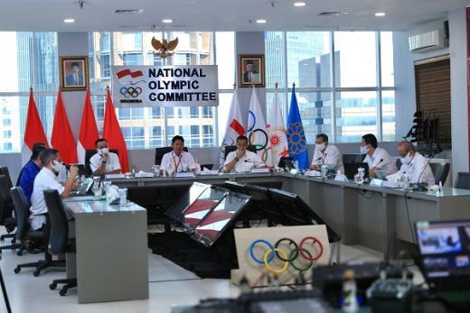 Soal Tuan Rumah Olimpiade 2032, Okto: Grand Desain Olahraga Nasional Jadi Sorotan dan Poin Positif