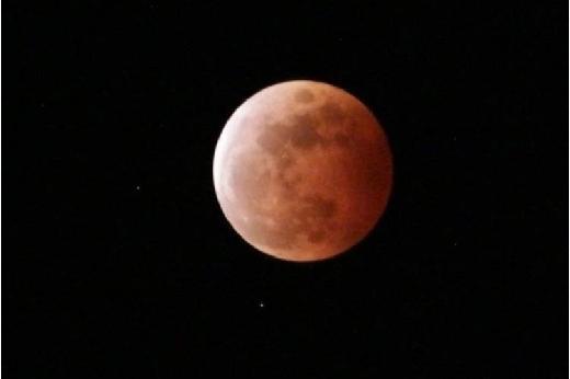 Gerhana Bulan Total 26 Mei Sore, Ini Fase-Fasenya