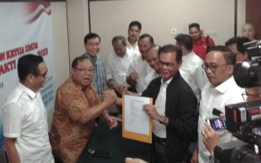 Soal Bakal Calon, Amir Karyatin: Tunggu Keputusan Ketua Umum KONI Pusat
