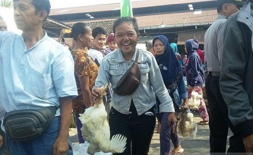 Rugi Miliaran Rupiah, Peternak di Semarang Juga Ikut Aksi Protes Bagi-bagi Ayam Gratis